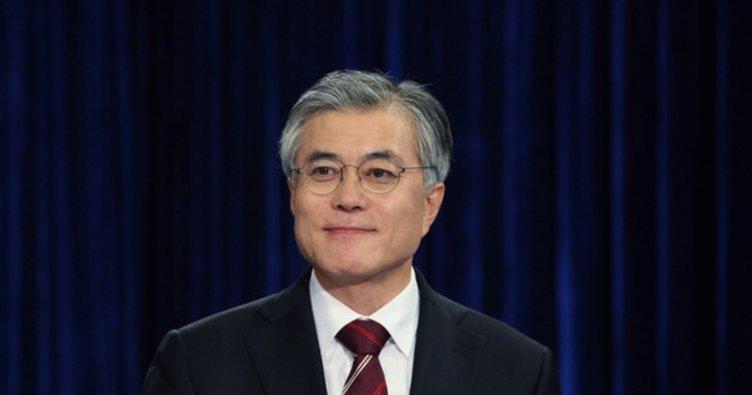 Güney Kore'nin yeni lideri Moon Jae-In oldu