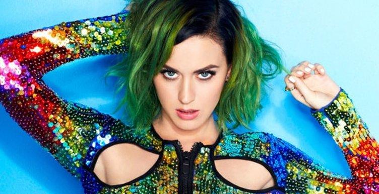 Katy Perry en çok kazanan kadın ünlü seçildi