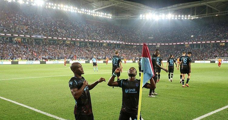 Trabzonspor'un yabancı oyuncularına milli davet