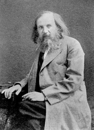 Dmitri Mendeleev kimdir?
