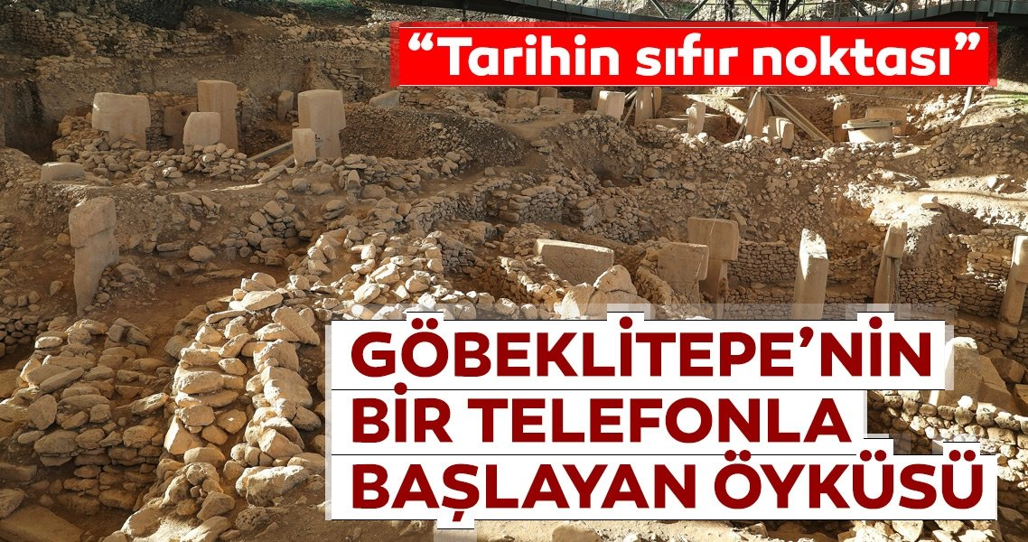 GÖBEKLİ TEPE TİME TRAVEL