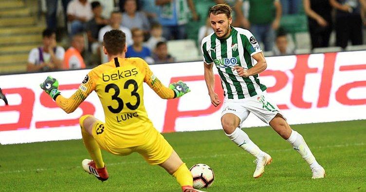 Yusuf Erdoğan, kaçan golü anlattı