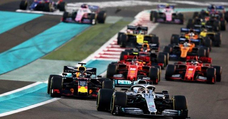 Son dakika: Formula 1 başlıyor! İşte o tarih