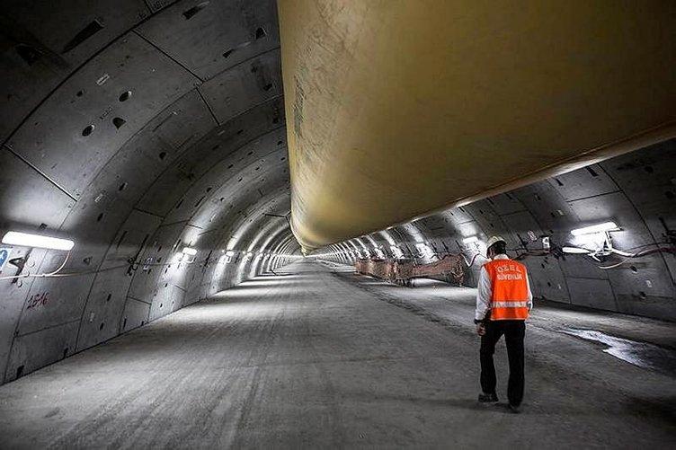 Avrasya Tüneli