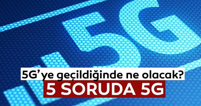 TİMUR SIRT / 5 soruda 5G