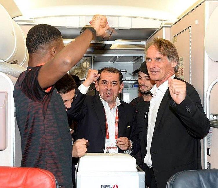 MANU'nun yıldızı Galatasaray'a geliyor