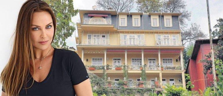 Komşusu Hülya Avşar'a dava açtı
