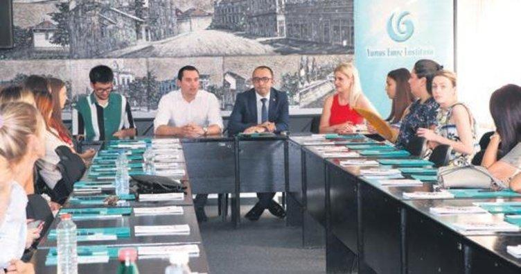 Sırbistan'da Türkçeye ilgi artıyor