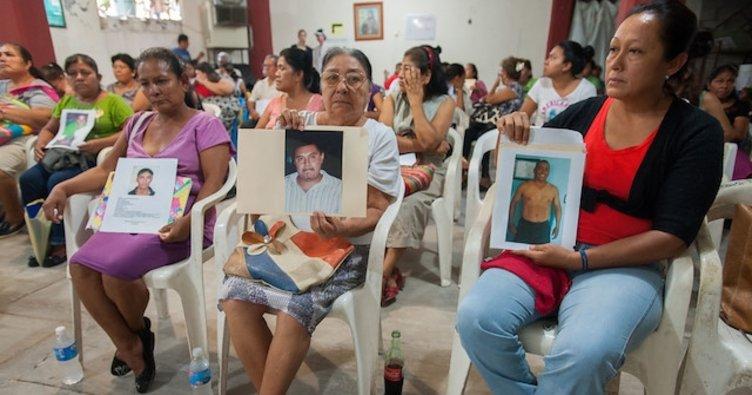 Meksika'da 2014'te kaybolan 43 öğrenciyi uluslararası ekip arayacak