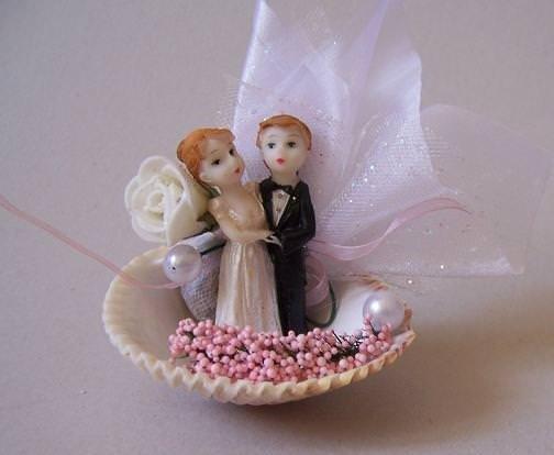 Çiftlerin en çok seçtiği nikah şekeri modelleri