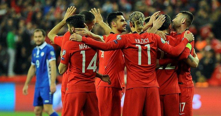 Türkiye - Arnavutluk maçı ne zaman saat kaçta hangi kanalda?