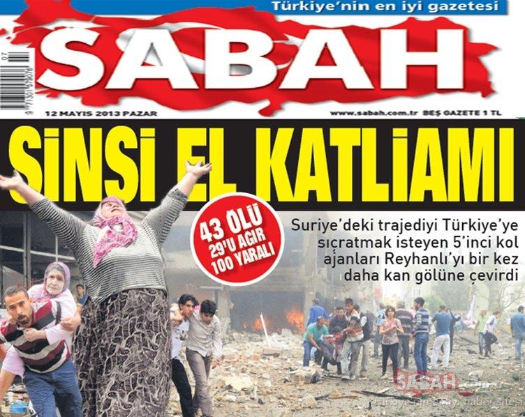 Reyhanlı katliamının faili terörist böyle yakalandı
