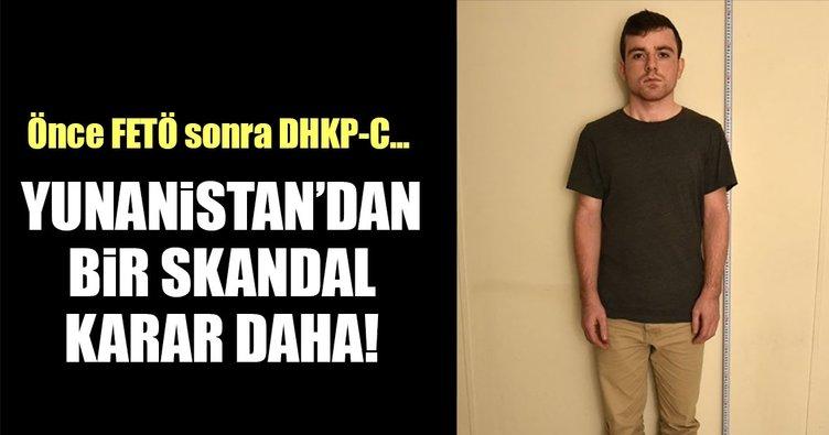 Son dakika: Yunanistan'dan bir skandal karar daha! DHKP-C üyesinin Türkiye'ye iadesine ret