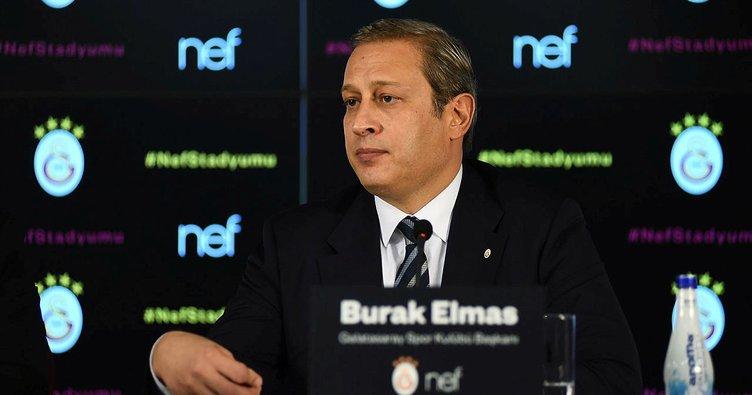 Galatasaray Başkanı Burak Elmas genel kurul öncesi konuştu! 'Bir önceki yönetimdekilerin olması...'