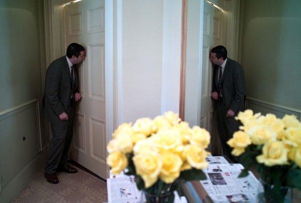 Beyaz Saray'dan görülmemiş kareler