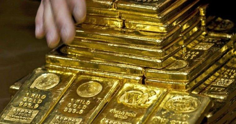 Altının kilogramı 187 bin 850 liraya geriledi