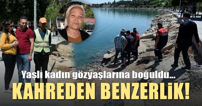 Adana'da esrarengiz ölüm! Genç kızın cesedi, baraj gölünde bulundu