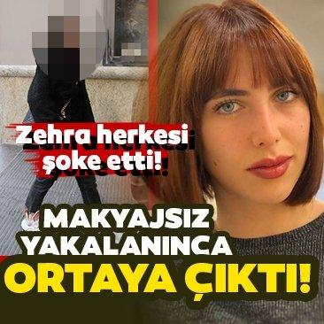 Hülya Avşar'ın kızı Zehra Çilingiroğlu makyajsız yakalandı! Zehra Çilingiroğlu'nun doğal hali estetik söylentilerinin cevabı oldu...