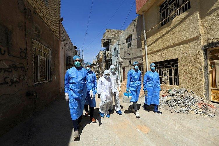 Son dakika: Coronavirüs Ortadoğu ülkelerinde de yayılmaya devam ediyor!