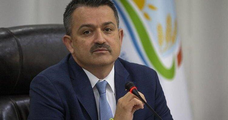 Tarım ve Orman Bakanı Bekir Pakdemirli: Üretici dostu politikalar geliştirmeye devam edeceğiz