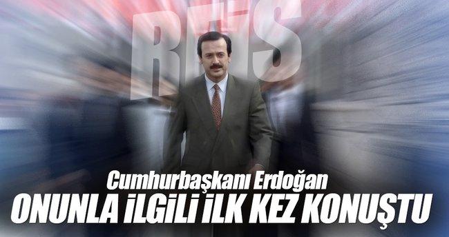 'Reis' filminin oyuncusunun benzerliği Erdoğan'ı bile şaşırttı