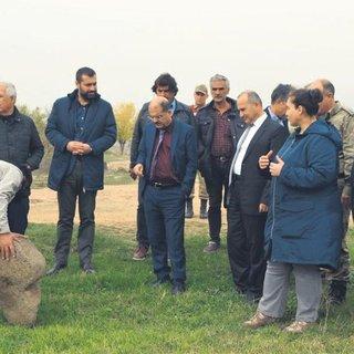 Hatay'da Kayı Boyu mezarları bulundu