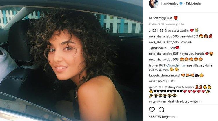 Ünlü isimlerin Instagram paylaşımları (06.10.2017)