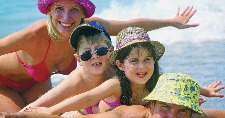 Tatilde çocuk bakımı kimin görevi?