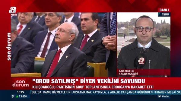 SON DAKİKA! Cumhurbaşkanı Erdoğan'a hakaretler eden Kemal Kılıçdaroğlu, TSK'ya