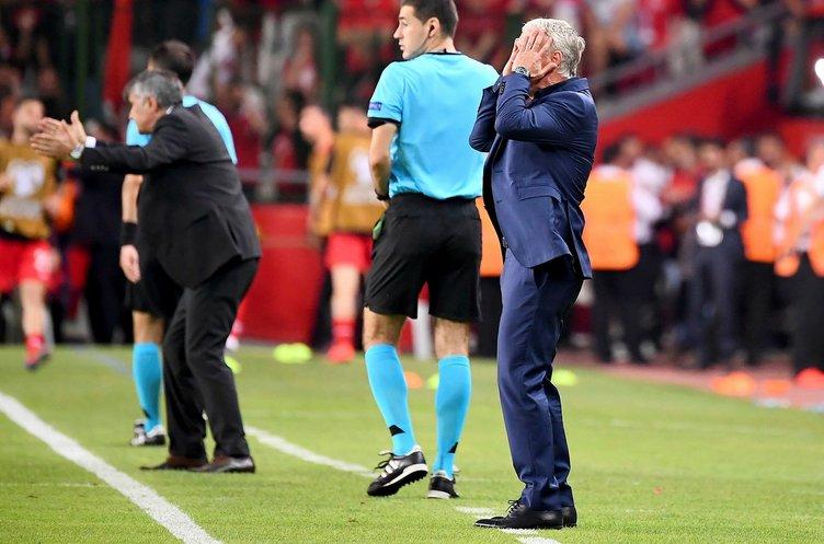 Türkiye - Fransa maçı Avrupa'da böyle yankılandı