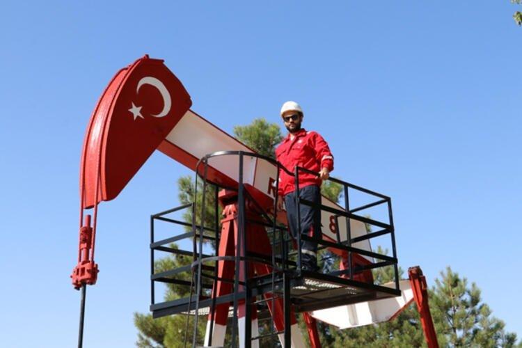 Türkiye'de bulundu ve durmuyor! Emektar kuyudan 72 yıldır petrol çıkarılıyor