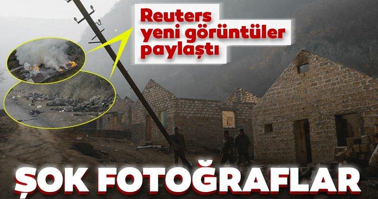 SON DAKİKA HABERLER: Reuters yeni fotoğraflar paylaştı! Şok görüntüler...