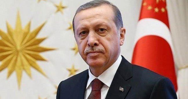 Cumhurbaşkanı Erdoğan, milli halterciyi tebrik etti