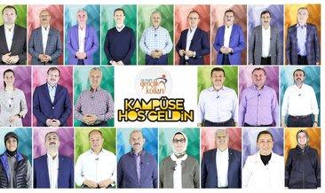 AK Parti'den gençlere 'Kampüse Hoşgeldin' sürprizi