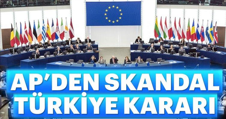 AP'den skandal Türkiye kararı