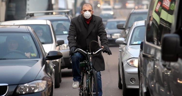 İşe bisikletle gidene para ödenecek