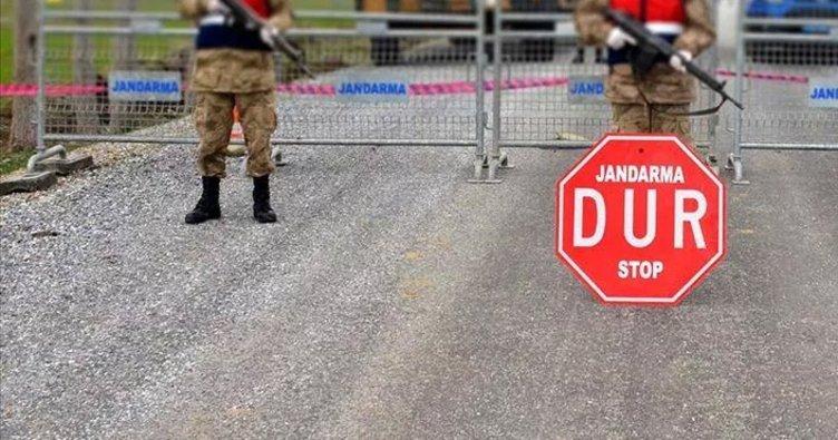 Tekirdağ Saray'da 1 mahalle, karantinaya alındı