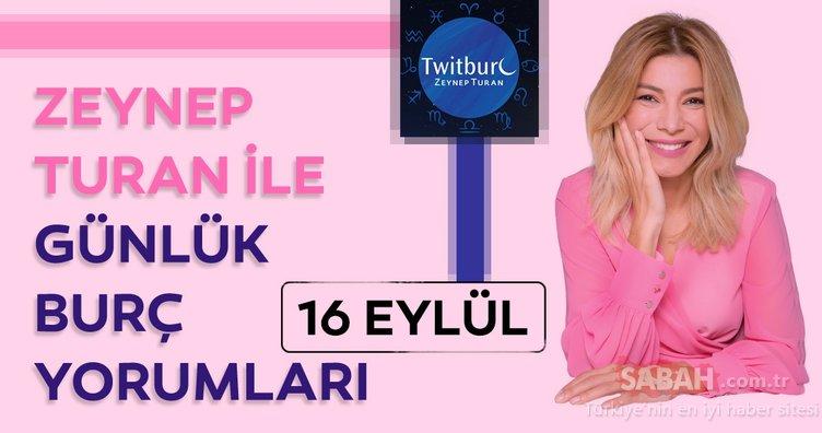 Uzman Astrolog Zeynep Turan ile günlük burç yorumları 16 Eylül 2019 Pazartesi - Günlük burç yorumu ve Astroloji