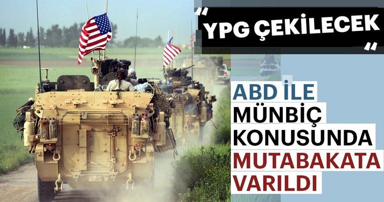 Çavuşoğlu'ndan flaş Münbiç açıklaması: 19 Mart'ta yol haritası belirlenecek