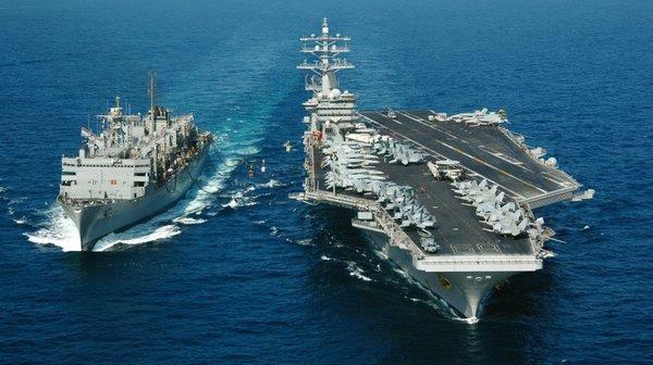 Ülkelerin donanma güçleri
