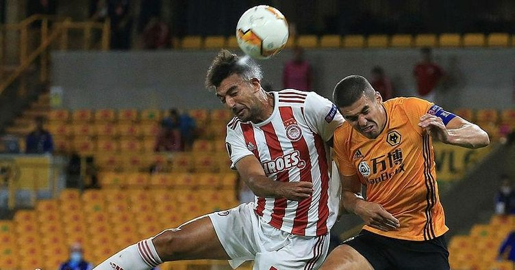 Wolverhampton 1-0 Olympiakos | MAÇ SONUCU