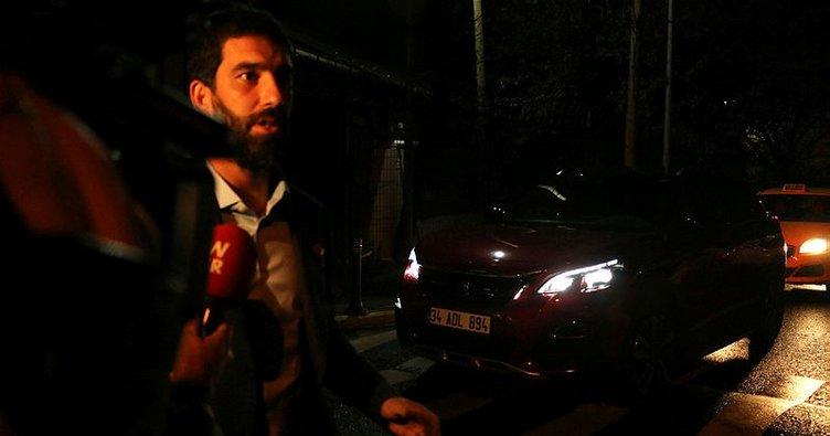 Arda Turan'dan flaş kavga açıklaması