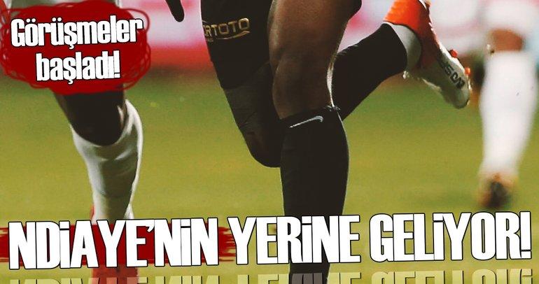 Galatasaray'da Umar Aminu bombası! Ndiaye'nin yerine geliyor...