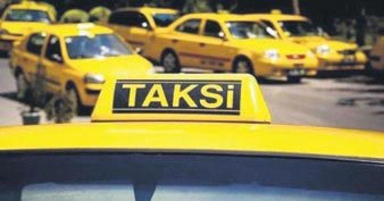 Takside yolcuya tecavüz dehşeti