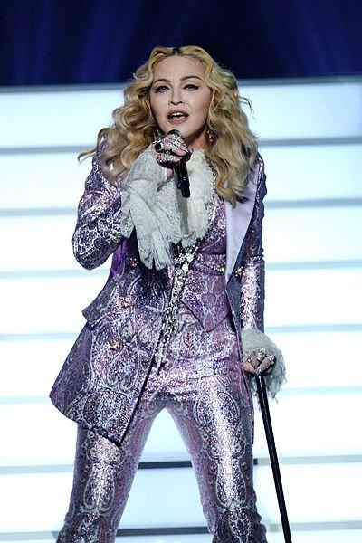 Onu hiç böyle görmediniz! Madonna'nın bilinmeyen fotoğrafları