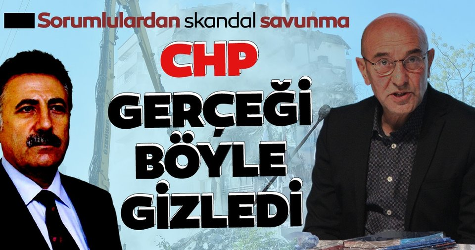 Tunç Soyer ve Serdar Sandal gerçekleri gizliyor! Büyükşehir ve ilçe belediyelerinin hasarlı binaları yıkma yetkisi yokmuş!