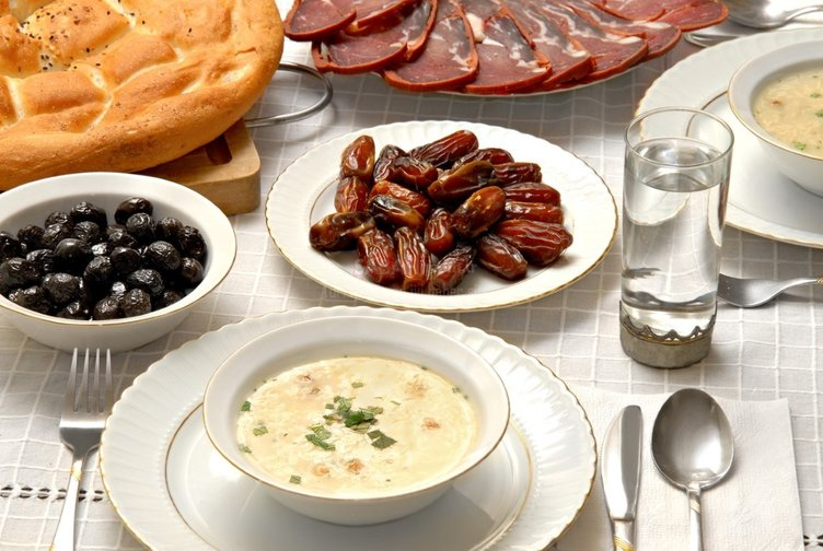 Bu besinler oruç tutarken metabolizmanızı hızlandıracak!