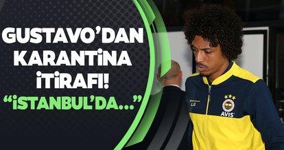 Luiz Gustavo'dan karantina itirafı!