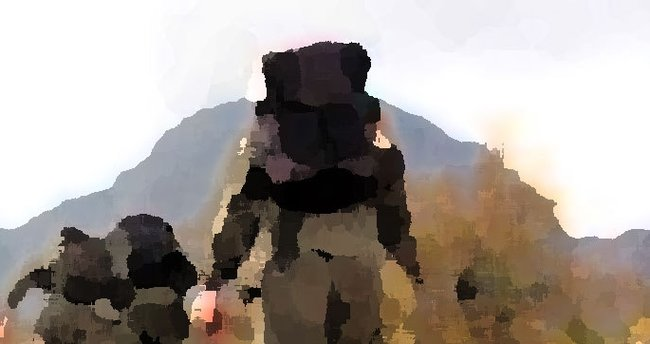 Çukurca'da PKK'lılar silahlarını bırakarak kaçtı