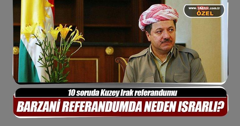 10 soruda Kuzey Irak referandumu